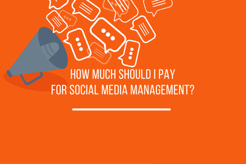 How Much Should I Pay For Social Media Management