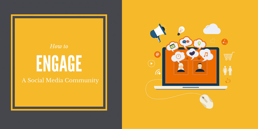 How to engage a social media community