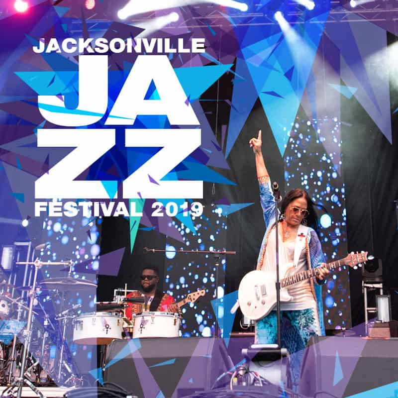 Jacksonville Jazz Fest: Website & Social Management