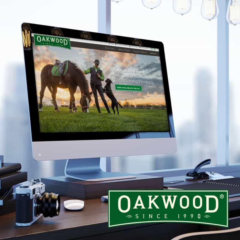 Oakwood U.S.: Website Design