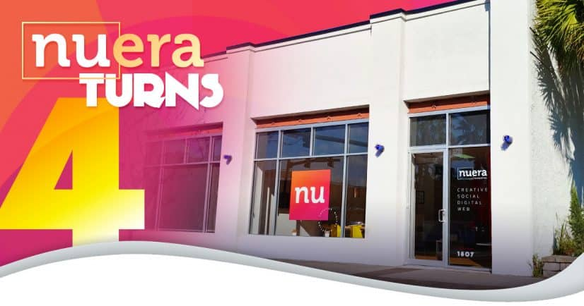 Nuera Turns Four