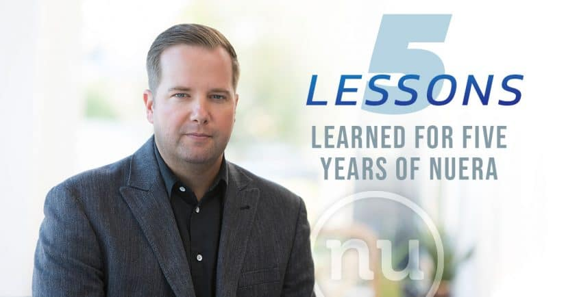 5 Business Lessons Learned for Five Years at Nuera