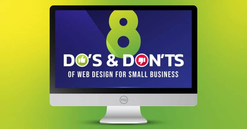Do's & Don'ts of Web Design for Small Business